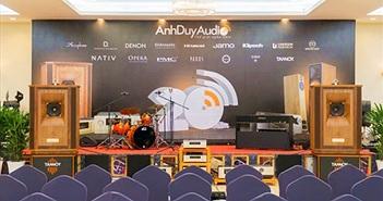 Anh Duy Audio - phòng trưng bày lớn nhất AV Show 2019