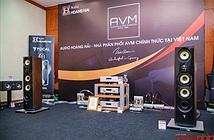 Hoàng Hải Audio chính thức phân phối AVM Audio, mang giải pháp hi-end all-in-one đến AV Show 2019