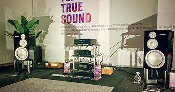 """Phối ghép """"luxury retro"""" của Yamaha Audio – Bình dị nhưng trình diễn cực kỳ ấn tượng tại AV Show 2019"""