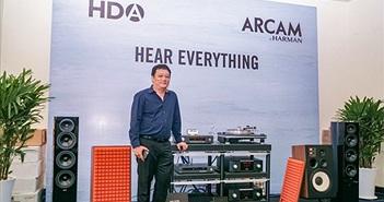 Revel - Arcam phối ghép hay vô đối tại AV Show 2019 chỉ với 5.000USD