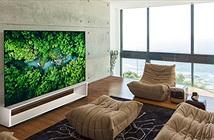 LG lập kỷ lục: TV OLED 8K đầu tiền có kích thước lớn nhất được phân phối tại Việt Nam.