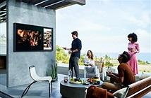 Samsung The Terrace–TV QLED ngoài trời đầu tiên trên thế giới ra mắt tại Việt Nam giá từ 100 triệu