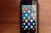 Ý tưởng đưa giao diện khác lạ của Apple Watch lên iPhone