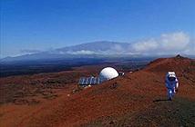 Mô phỏng chuyến bay đến sao Hỏa tại Hawaii