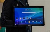 Tablet Android khổng lồ Galaxy View