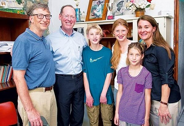 Bill Gates giải thích lý do không để 78 tỷ USD cho con cái