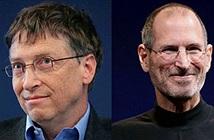 Bill Gates và Steve Jobs đều có máu liều khi khởi nghiệp