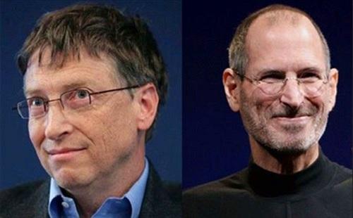 """Bill Gates và Steve Jobs đều có """"máu liều"""" khi khởi nghiệp"""