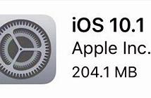 iOS 10.1: Nâng cấp gặp vấn đề, nhưng không nâng cũng chết