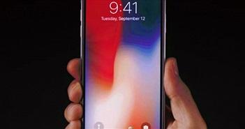 Lượng đặt hàng iPhone X cao kỷ lục