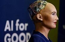 Công dân robot đầu tiên trên thế giới là một con robot từng tuyên bố... sẽ tiêu diệt loài người
