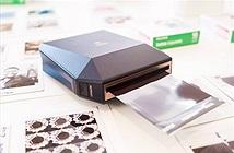 Fujifilm giới thiệu máy in di động với khổ film vuông mới