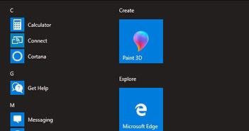 Gỡ bỏ (và cài lại) ứng dụng mặc định trên Windows 10