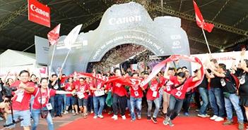 Canon PhotoMarathon 2017 tại TP. Hồ Chí Minh khởi động với gần 7.000 thí sinh