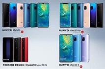 Huawei thu về 100 triệu NDT chỉ trong 8 giây nhờ bán Mate 20 series