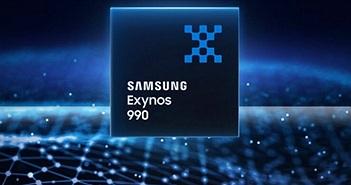 Exynos 990 của Samsung sẽ nhanh chóng đè bẹp A13 của Apple