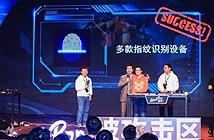 Hacker Trung Quốc dùng vân tay trên cốc thủy tinh để bẻ khóa cảm biến trong 20 phút