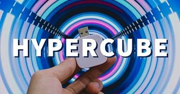 HyperCube - Sạc và backup dữ liệu, hình ảnh cho thiết bị di động, hỗ trợ tốt cho iPhone