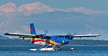Hải quân dùng hệ thống quang điện tử, thủy phi cơ tìm ngư dân