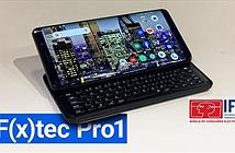 Bao lâu rồi bạn chưa thấy một smartphone trượt có bàn phím QWERTY độc đáo?