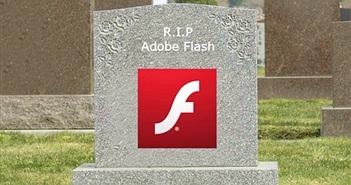 Windows 10 cuối cùng đã khai tử Flash Player