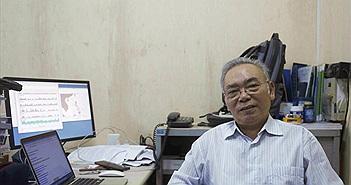 GS. Phan Văn Tân: Năng lực ứng phó bão lũ phụ thuộc một phần vào thông tin dự báo
