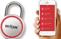 Ổ khóa giúp mở khóa bằng... smartphone