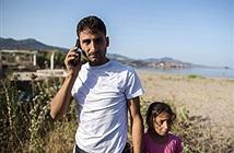 Điện thoại đã cứu vớt cuộc sống của nạn dân Syria như thế nào?