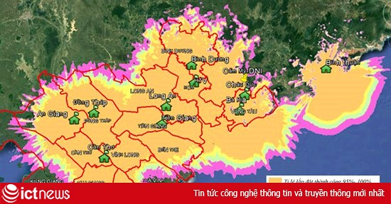 VTV, SDTV tăng tốc phủ sóng truyền hình số tại 8 tỉnh Nam Bộ