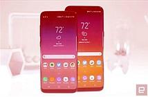Samsung mở bán phiên bản Galaxy S8 màu đỏ tại Hàn Quốc