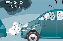 Khí thải ôtô độc cỡ nào?