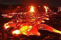 Vì sao nham thạch nóng chảy trong lòng Trái đất mà không làm cho vỏ Trái Đất chảy tan ra?