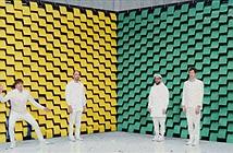 Kinh ngạc với MV ca nhạc được tạo nên từ 540 chiếc máy in và hàng ngàn tờ giấy DoubleA