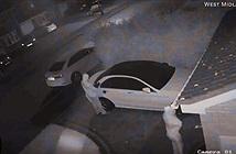 Tội phạm Anh đánh cắp xe hơi mà không cần đến chìa khóa