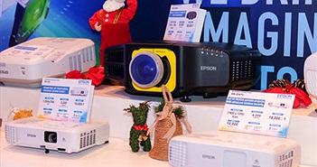Epson trình làng loạt máy in và máy chiếu mới tại Việt Nam