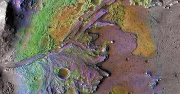 Giải mã bãi đáp tiềm năng của NASA trên sao Hỏa