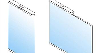 LG tung bằng sáng chế điện thoại màn hình gập với thiết kế không viền