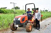 Thiết bị tự động bón phân theo... nhu cầu của cây trồng