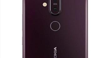 Nokia 8.1 lộ diện với camera kép dùng thấu kính hàng hiệu