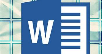 Thủ thuật Word: 4 mẹo vặt đơn giản giúp thao tác dễ dàng với bảng