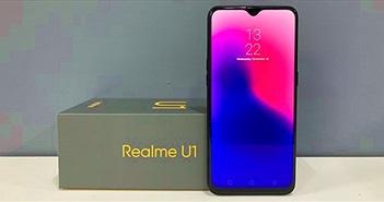 Realme U1 ra mắt: Chip Helio P70, camera selfie 25 MP, giá 169 USD