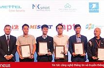 CMC Cyber Security 5 năm liên tiếp nhận giải thưởng an toàn thông tin VNISA