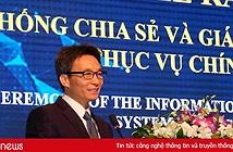 Phó Thủ tướng Vũ Đức Đam mong ý thức an toàn thông tin của mọi người Việt Nam luôn thường trực từng giây từng phút