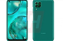 Rò rỉ hình ảnh render rõ nét của Huawei Nova 6 SE