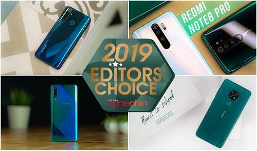 Bình Chọn Công Nghệ 2019: Đi tìm smartphone cho giới trẻ ?
