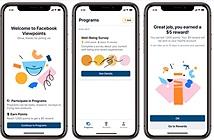 Facebook ra ứng dụng trả tiền để bạn làm khảo sát
