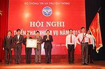 Cục Tần số vô tuyến điện được tặng thưởng Huân chương Độc lập hạng Ba
