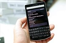 Dòng sản phẩm BlackBerry đắt nhất chính thức được phân phối ở Việt Nam
