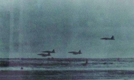 Cuộc duyệt binh hoành tráng của Không quân Việt Nam
