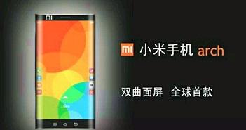 Smartphone màn hình cong như Galaxy Note Edge